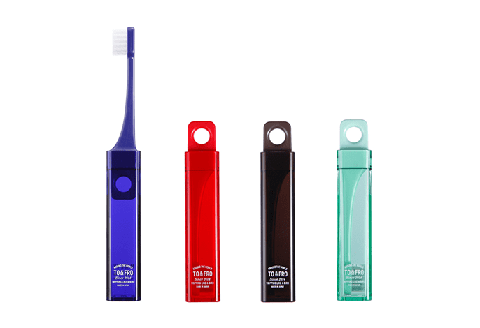 TRAVEL TOOTHBRUSH MISOKA FOR TO & FRO
